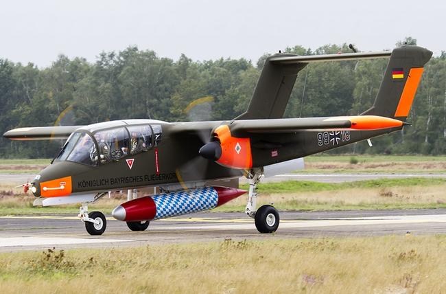 Máy bay độc lạ của Mỹ từng dùng trong Chiến tranh Việt Nam và Syria - Ảnh 6.