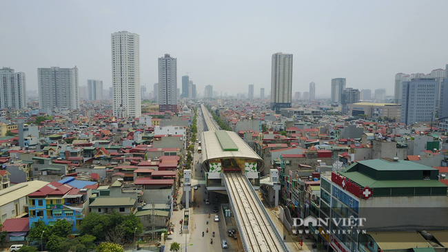 Hà Nội chuẩn bị tiếp nhận, bàn giao đường sắt Cát Linh-Hà Đông để khai thác thương mại - Ảnh 1.