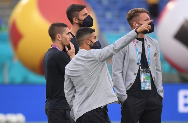 Verratti sẵn sàng cho trận đầu tiên ở EURO 2020.
