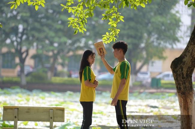 """Mỏi chân khám phá trường đại học nhiều cây xanh nhất Việt Nam, nhiều góc cực """"chill"""" - Ảnh 4."""