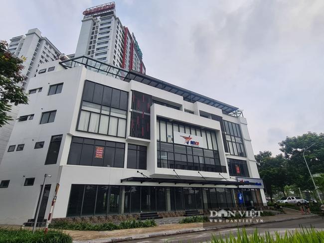 Shophouse giá chục tỷ đồng ở Hà Nội 'ế' khách thuê - Ảnh 4.