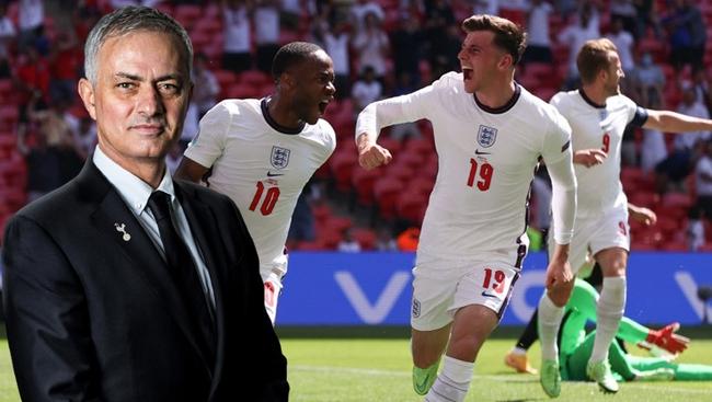 Mourinho đặt cửa ĐT Anh vô địch EURO 2020.