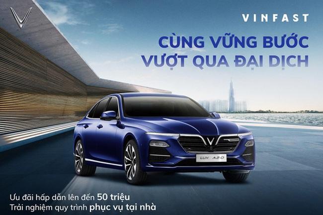 """""""Vượt mặt"""" hàng loạt xe bán chạy trong mùa dịch, đòn bẩy nào giúp VinFast Fadil thăng hoa? - Ảnh 2."""