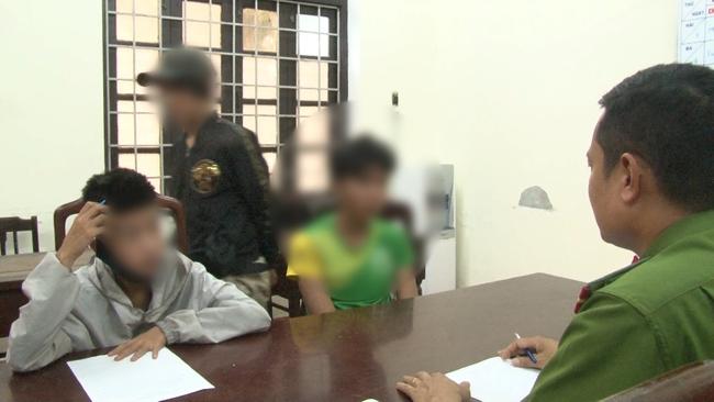 TT-Huế: Tóm gọn nhóm thiếu niên chuyên trộm xe máy giữa đêm khuya  - Ảnh 1.