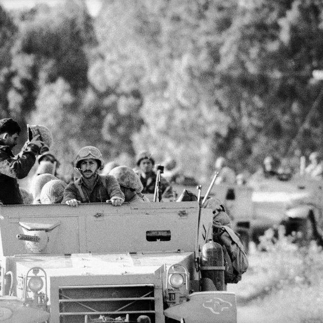 """Điều gì giúp Quân đội Israel thắng trận chóng vánh trong """"Chiến tranh 6 ngày""""? - Ảnh 7."""