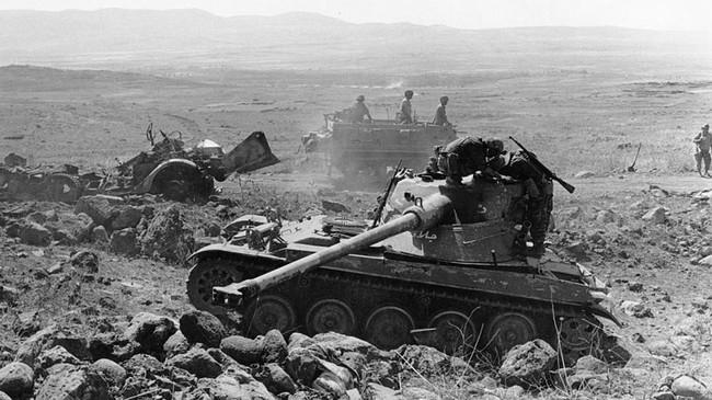"""Điều gì giúp Quân đội Israel thắng trận chóng vánh trong """"Chiến tranh 6 ngày""""? - Ảnh 11."""