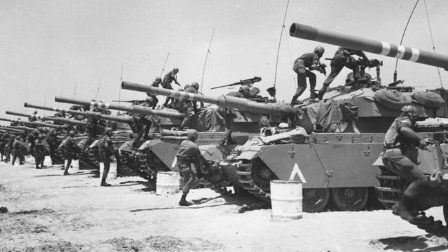 """Điều gì giúp Quân đội Israel thắng trận chóng vánh trong """"Chiến tranh 6 ngày""""? - Ảnh 14."""