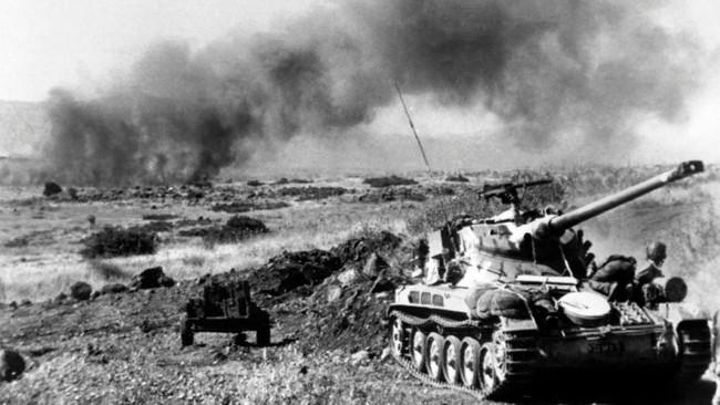 """Điều gì giúp Quân đội Israel thắng trận chóng vánh trong """"Chiến tranh 6 ngày""""? - Ảnh 15."""
