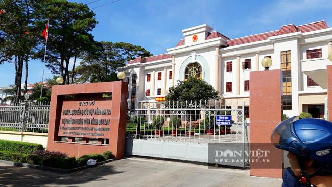 Vụ sai phạm ở HĐND tỉnh Gia Lai: Khởi tố vụ án và bắt giam 1 nguyên Phó Chánh Văn phòng - Ảnh 1.