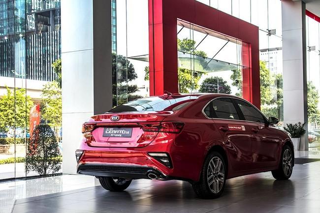 Điểm danh loạt xe bán chạy nhất các phân khúc tháng 5 tại thị trường Việt - Ảnh 3.