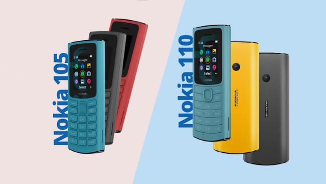 Nokia bất ngờ cho ra mắt 2 mẫu điện thoại 'cục gạch' pin trâu nhưng có 4G - Ảnh 1.