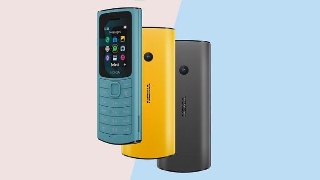 Nokia bất ngờ cho ra mắt 2 mẫu điện thoại 'cục gạch' pin trâu nhưng có 4G - Ảnh 4.