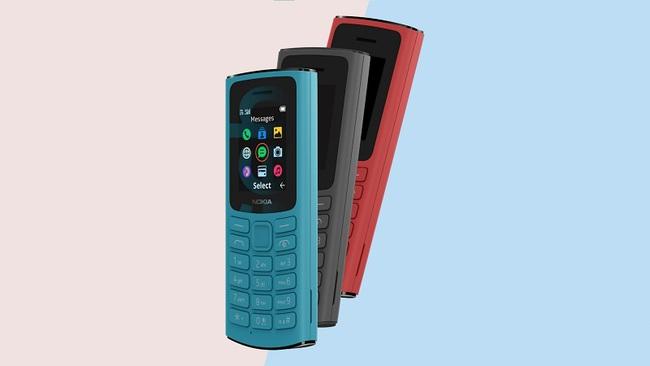 Nokia bất ngờ cho ra mắt 2 mẫu điện thoại 'cục gạch' pin trâu nhưng có 4G - Ảnh 5.