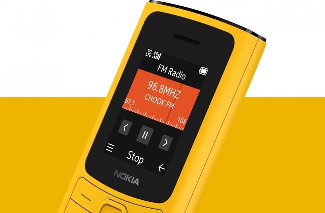 Nokia bất ngờ cho ra mắt 2 mẫu điện thoại 'cục gạch' pin trâu nhưng có 4G - Ảnh 2.