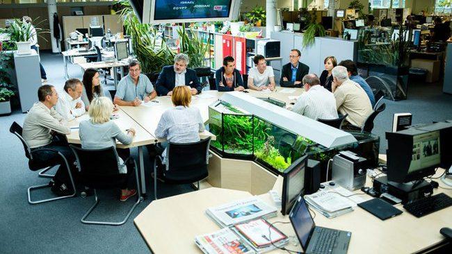 gop/Mô hình kinh doanh tất yếu của ngành báo chí - truyền thông - Ảnh 1.