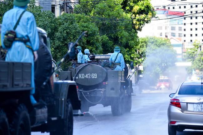 Nghệ An: Giãn cách xã hội toàn thành phố Vinh từ 0h ngày 17/6   - Ảnh 1.