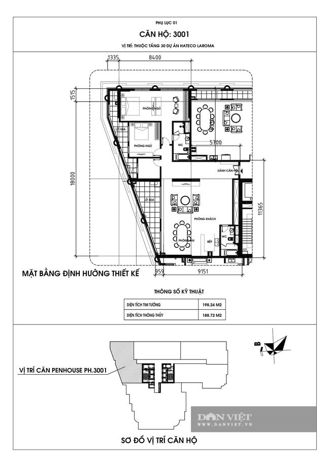 """Dự án Hateco Laroma rao bán căn hộ """"ảo"""", nghe lời """"mật ngọt"""" khách hàng có nhận rủi ro? - Ảnh 2."""