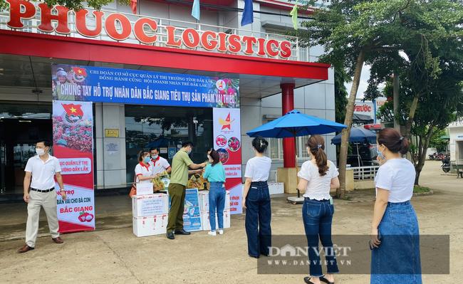 Cục Quản lý thị trường Đắk Lắk cùng hàng loạt doanh nghiệp chung tay tiêu thụ nông sản cho vùng dịch - Ảnh 5.