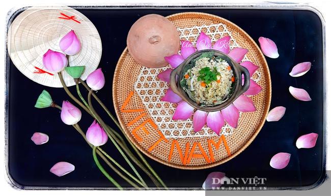 Mẹ đảm Sài thành khéo tay làm mâm cơm cổ vũ tinh thần đội tuyển Việt Nam - Ảnh 3.