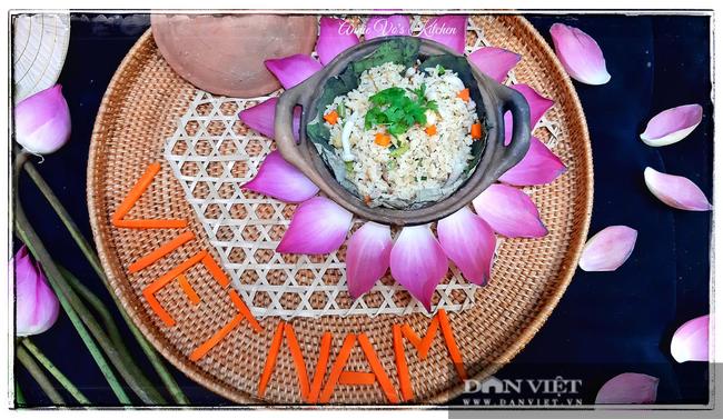 Mẹ đảm Sài thành khéo tay làm mâm cơm cổ vũ tinh thần đội tuyển Việt Nam - Ảnh 2.