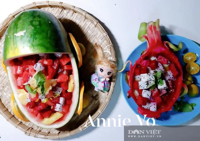 Gợi ý hai món tráng miệng mát lành từ trái cây cho mùa hè - Ảnh 1.