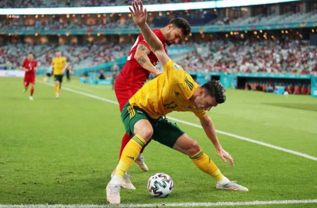 Kết quả, BXH EURO ngày 17/6: Bale giúp xứ Wales đặt 1 chân vào vòng 1/8 - Ảnh 2.