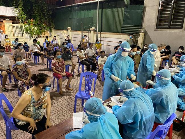 Nghệ An ghi nhận thêm 2 ca nhiễm Covid-19 tại huyện Diễn Châu   - Ảnh 2.