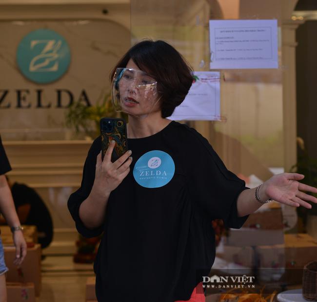 Hà Nội: Bà chủ thẩm mỹ viện bán hết 270 tấn vải thiều, ủng hộ 430 triệu đồng vào Quỹ vaccine phòng, chống Covid-19 - Ảnh 5.