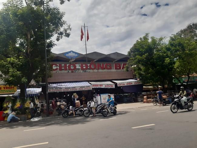 TT-Huế: Hàng trăm quầy hàng tại chợ Đông Ba đóng cửa vì vắng khách chưa từng thấy - Ảnh 1.