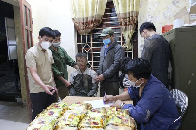 Điện Biên: Phá chuyên án 215T bắt 2 đối tượng, thu giữ 24 Kg ma túy   - Ảnh 3.