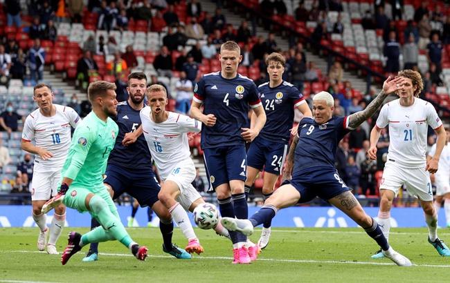 Xem trực tiếp Anh vs Scotland trên VTV3 - Ảnh 1.