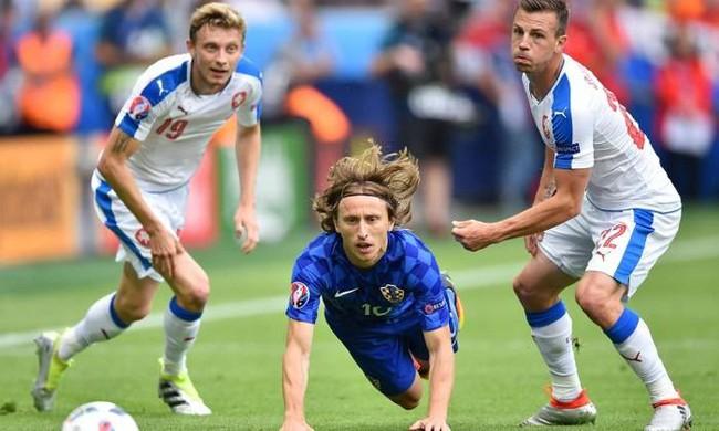 Xem trực tiếp Croatia vs CH Czech trên VTV6 - Ảnh 1.