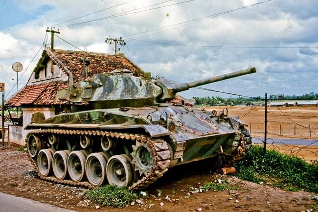 Mỹ thất bại với bao nhiêu loại xe tăng trong Chiến tranh Việt Nam? - Ảnh 1.