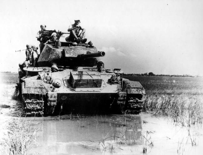 Mỹ thất bại với bao nhiêu loại xe tăng trong Chiến tranh Việt Nam? - Ảnh 2.