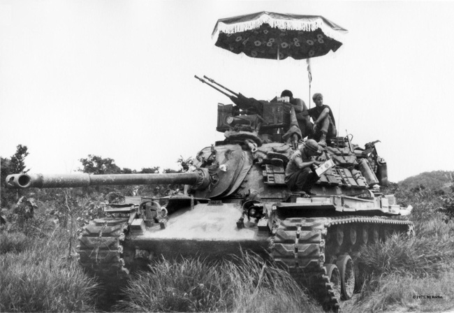 Mỹ thất bại với bao nhiêu loại xe tăng trong Chiến tranh Việt Nam? - Ảnh 6.