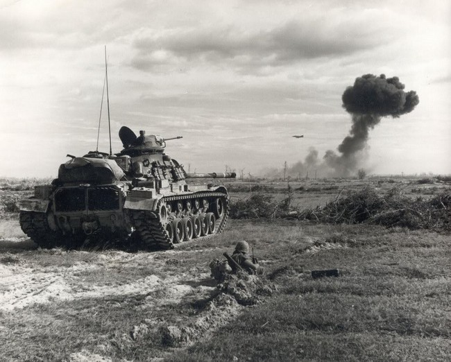 Mỹ thất bại với bao nhiêu loại xe tăng trong Chiến tranh Việt Nam? - Ảnh 7.