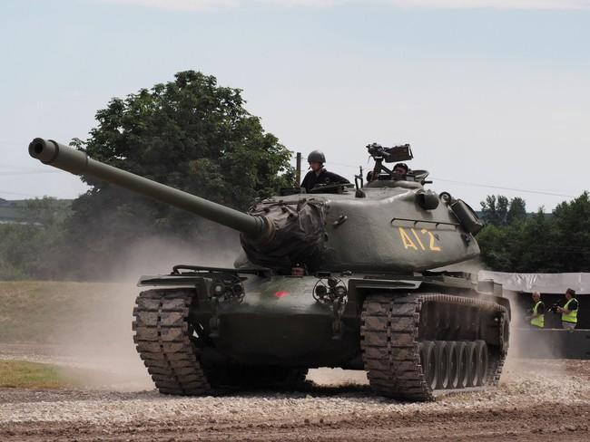 Mỹ thất bại với bao nhiêu loại xe tăng trong Chiến tranh Việt Nam? - Ảnh 8.