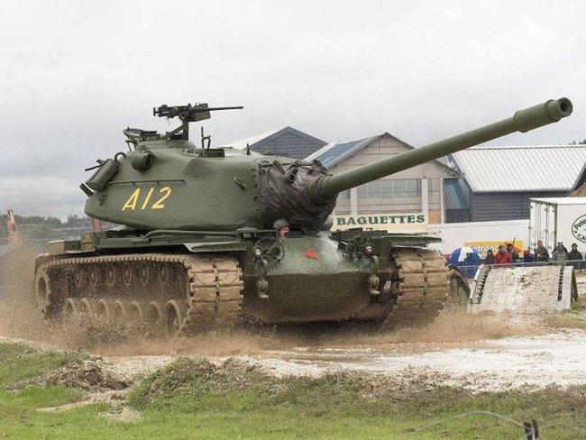 Mỹ thất bại với bao nhiêu loại xe tăng trong Chiến tranh Việt Nam? - Ảnh 9.