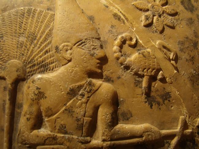 Vua Bọ Cạp nổi tiếng Ai Cập là người thế nào? - Ảnh 2.
