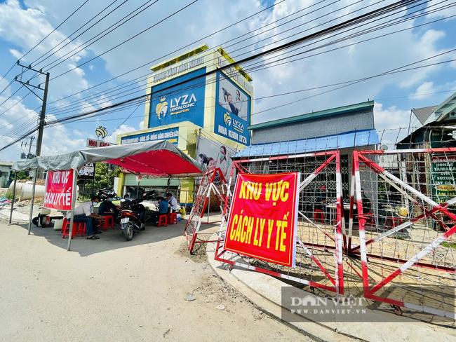 Bình Dương: TP. Thuận An giãn cách xã hội theo Chỉ thị 16 đối với 3 phường - Ảnh 1.