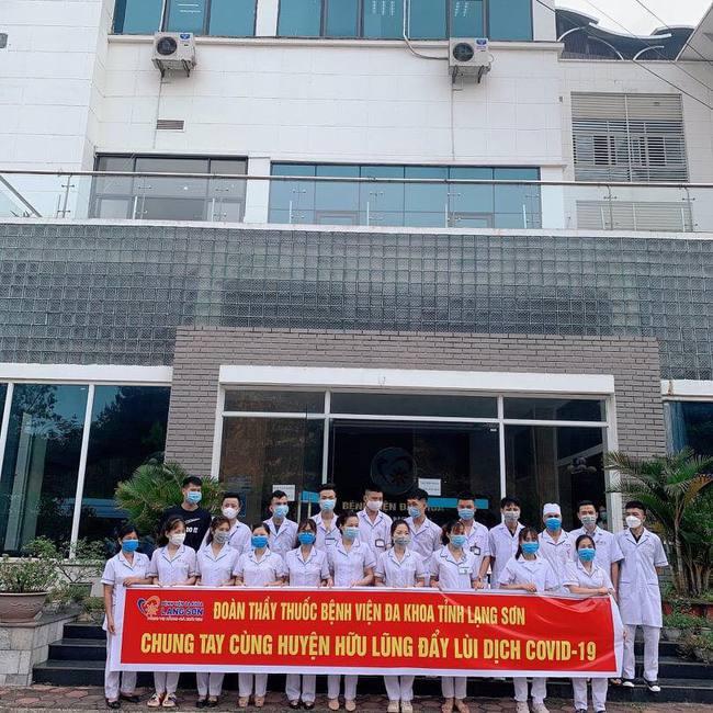 Huyện Hữu Lũng Lạng Sơn xét nghiệm Covid toàn diện 24/24 xã - Ảnh 2.