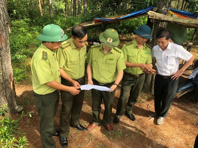 Ứng dụng thiết bị bay để chỉ huy chữa cháy rừng - Ảnh 3.