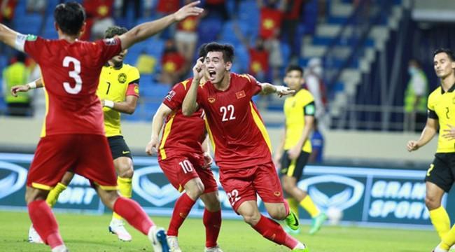 Tiến Linh giúp HLV Park yên tâm với vị trí số 9 ở ĐT Việt Nam.