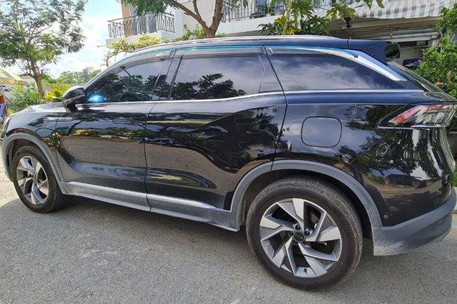 """Chạy lướt 7.000km, Baic Beijing X7 bán đắt hơn xe mới, cộng đồng mạng bình luận """"sao rẻ thế, không đúng giá trị thật"""" - Ảnh 3."""