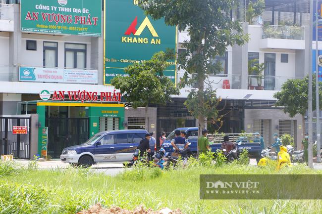 Thông tin mới vụ 2 người chết trong văn phòng công ty BĐS Khang An ở Bình Dương - Ảnh 1.