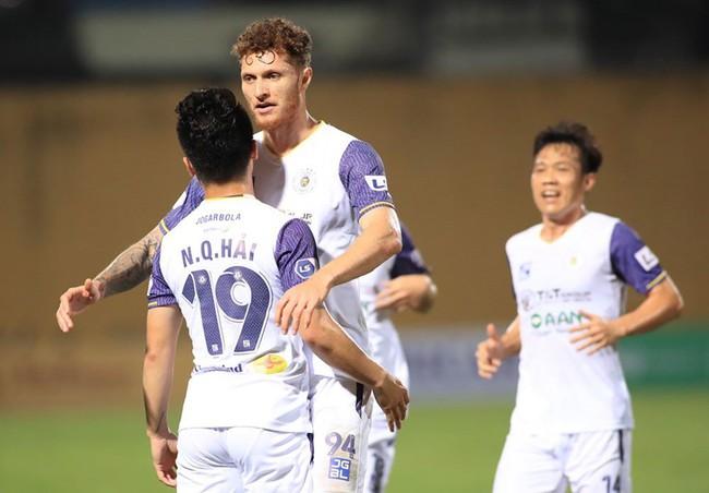 """AFC Cup 2021 chưa diễn ra, Hà Nội FC đã khiến đối thủ """"sợ hãi"""" - Ảnh 1."""
