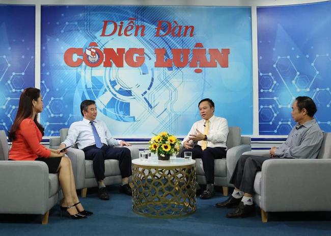 Nhà báo Lưu Quang Định, Tổng Biên tập báo Dân Việt: Lập liên minh báo chí để chống xâm phạm bản quyền - Ảnh 5.