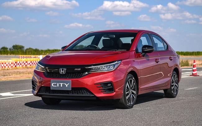 Honda City RS 2021 lên sàn xe cũ sau gần 2.000km, giá ngang Toyota Vios GR-S có đáng chọn? - Ảnh 1.