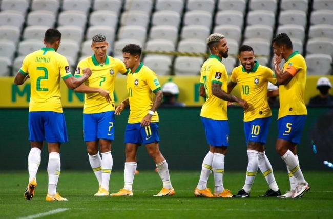 Nhận định, dự đoán tỷ số Brazil vs Colombia (7h00 ngày 24/6): Đối trọng xứng tầm - Ảnh 1.