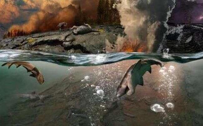 Rùng mình thảm kịch suýt xóa sổ sự sống trên Trái đất - Ảnh 3.